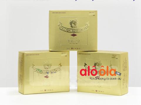Đông Trùng Hạ Thảo Duwon màu đỏ 200gr giá bán tốt nhất