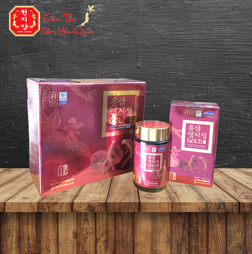 Review Cao Hồng Sâm Linh Chi Pocheon Giúp Hỗ Trợ Điều Trị Tiểu Đường