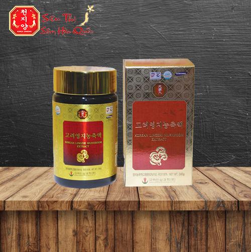 Review Cao Linh Chi Apgold 240g Tinh Chế Từ Nấm Linh Chi 6 Năm Tuổi!