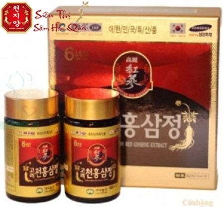 Review Cao hồng sâm Kana Hàn Quốc tăng cường trí nhớ