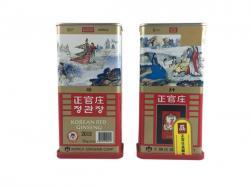 Hồng sâm củ khô hộp thiếc chính phủ Cheong Kwan Jang 37,5g