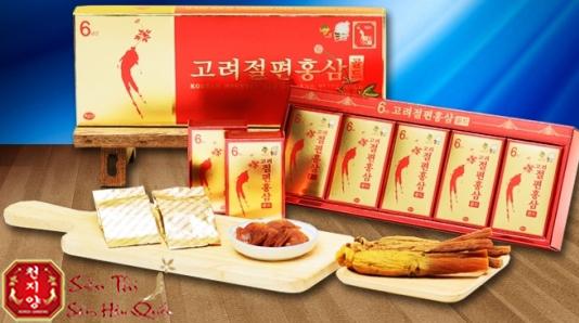 Review Hồng Sâm Tẩm Mật Ong KGS Hàn Quốc Bổ Dưỡng Cho Sức Khỏe
