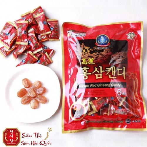 Top 5 kẹo sâm Hàn Quốc kích thích bé ăn ngon, chống suy dinh dưỡng