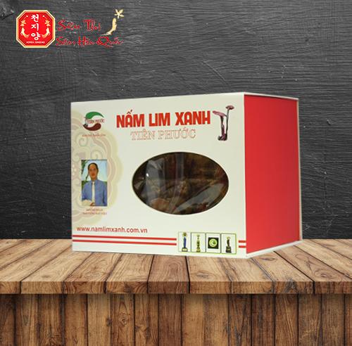 Review Nấm Lim Xanh Hồng Chi Tiên Phước hộp 500g Của Tỉnh Quảng Nam