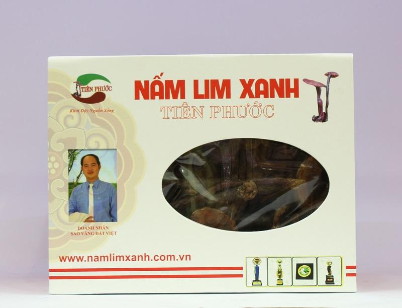 Nấm lim xanh Tiên Phước hồng chi 0,5kg chất lượng chính gốc
