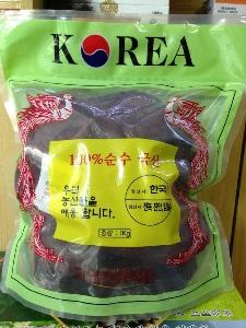 Nấm linh chi đỏ Kana nongsan túi 1kg chất lượng từ cuộc sống