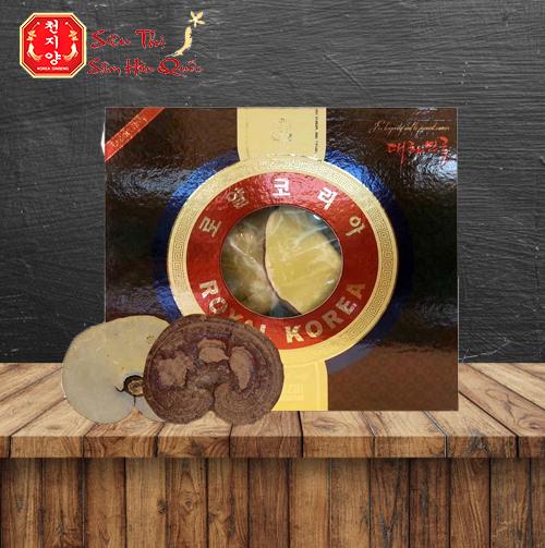Review Nấm Linh Chi Royal Korea Lingzhi Mushroom Loại 0,5 kg