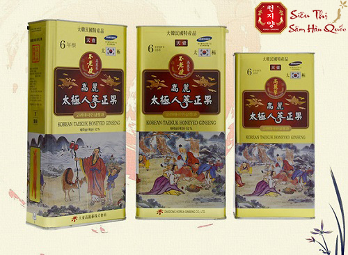 Review Thái cực sâm tẩm mật ong Daedong Hàn Quốc bổ dưỡng không ngờ