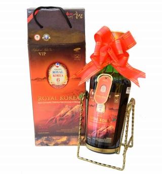 Quà tặng chính hãng Tinh chất hồng sâm Bio chai 3 lít hiệu Royal