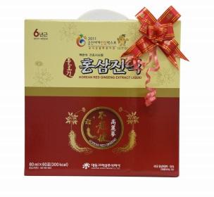 Sức khỏe trẻ cùng Tinh chất hồng sâm hộp giấy 60 gói hàn quốc