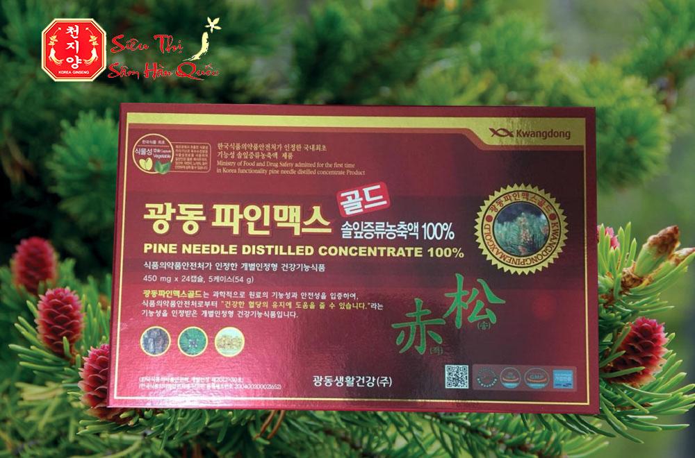 Review Tinh Dầu Thông Đỏ Kwangdong Hàn Quốc Có Thực Sự Là Thần Dược?
