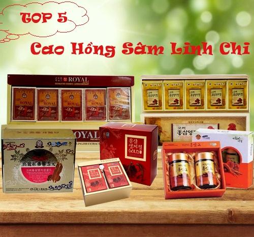 top-5-cao-hong-sam-linh-chi-han-quoc