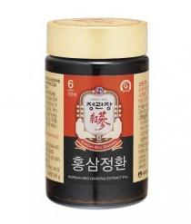 Viên cao hồng sâm KGC lọ 168g chất lượng hàng đầu Hàn Quốc