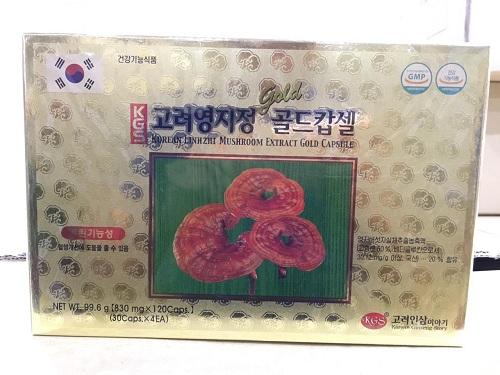 Viên linh chi Hàn Quốc