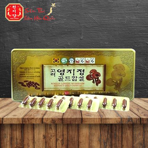 Review Viên Linh Chi Hàn Quốc KGS 120v Dinh Dưỡng Cho Người Bận Rộn!