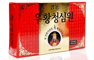 An cung ngưu Hàn Quốc Vũ Hoàng Thanh Tâm hiệu quả hàng đầu