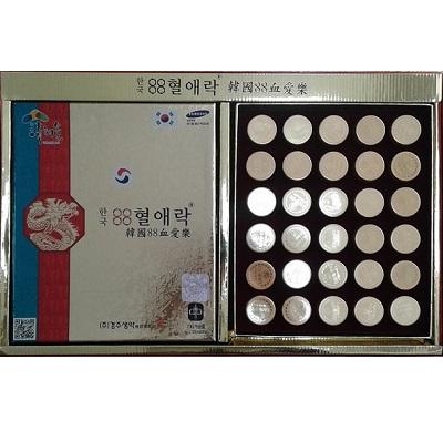 Viên uống ổn định huyết áp Gyeongju Hàn Quốc hộp 60 viên