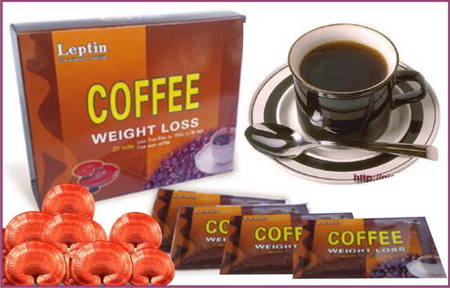 tác dụng của cafe nấm linh chi giảm cân