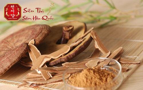 cách bảo quản nấm linh chi bằng dạng bột