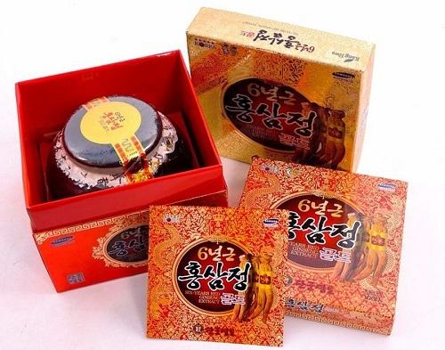 Cao hồng sâm Kanghwa Hàn Quốc lọ 1 kg