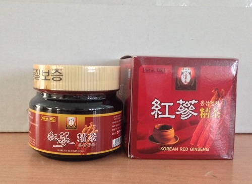 cao hồng sâm mật ong korean red ginseng
