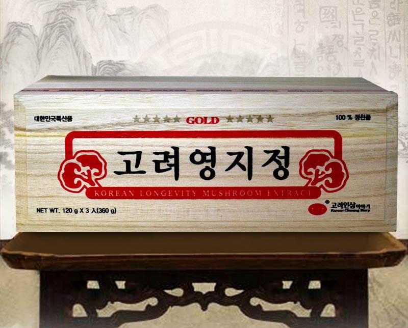 cao linh chi hộp gỗ 360g-cao hồng sâm hộp giấy 240g thiết kế sang trọng