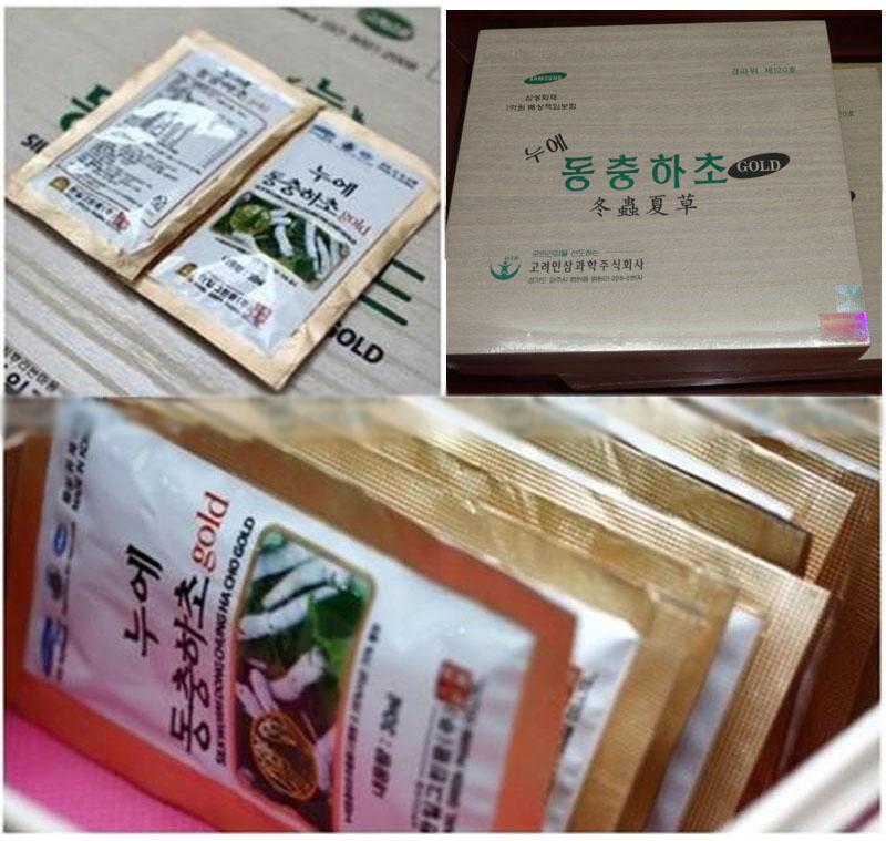 HÌnh ảnh sản phẩm Đông trùng hạ thảo dạng nước hộp gỗ Samsung Bio
