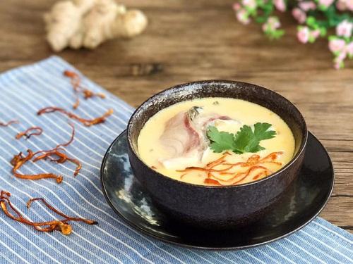 đông trùng hạ thảo bách mộc 10 gram được dùng để chế biến thành các món ăn