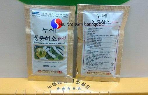 Gói đông trùng hạ thảo Bio Samsung