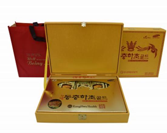 Đông trùng hạ thảo kanghwa Hộp giấy 60 gói tốt nhất tại hà nội