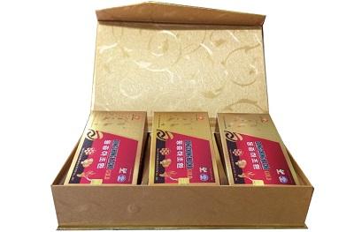 Viên đông trùng hạ thảo Hàn Quốc Gold hộp 90 viên cao cấp