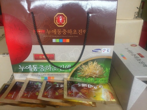 review-culture-wild-ginseng-root-silkworm-cordyceps-han-quoc