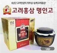 hồng sâm Myoung In Go 1000g Hàn Quốc