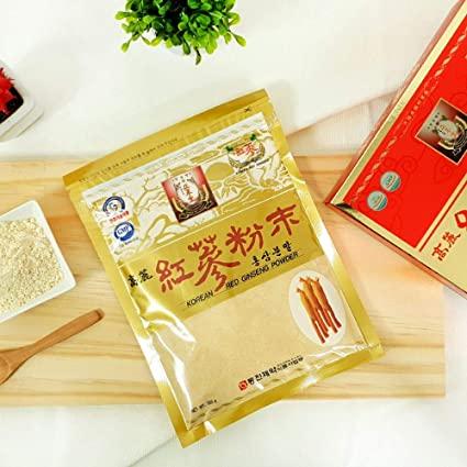 gói korean red ginseng powder 300g