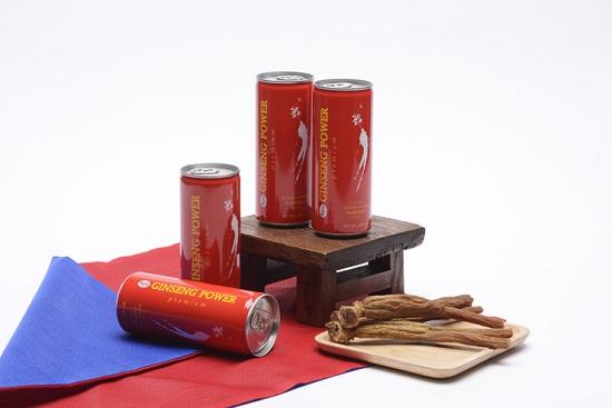 Nước hồng sâm KGS Ginseng Power Premium Gold 250ml X 24 Lon
