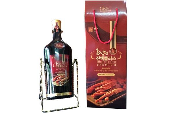 Nước hồng sâm Daedong 3000ml Hàn Quốc