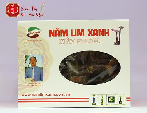Hướng dẫn sử dụng nấm lim xanh Tiên Phước 500g