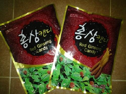 kẹo sâm hàn quốc là sản phẩm bổ dưỡng phù hợp với nhiều đối tượng