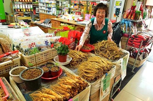 kinh nghiệm chọn mua nâm linh chi ở Hàn Quốc
