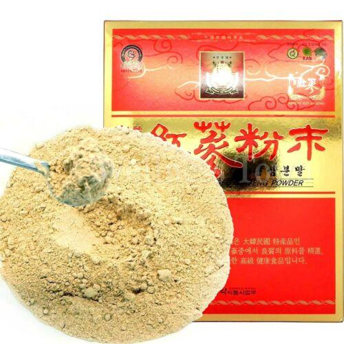 korean red ginseng powder dạng bột tiện lợi khi sử dụng