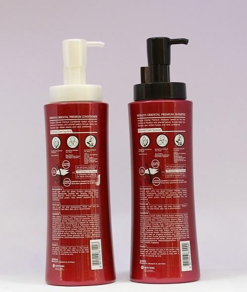 Dầu gội dưỡng tóc Kerasys Oriental Premium Shampoo 600ml Hàn Quốc