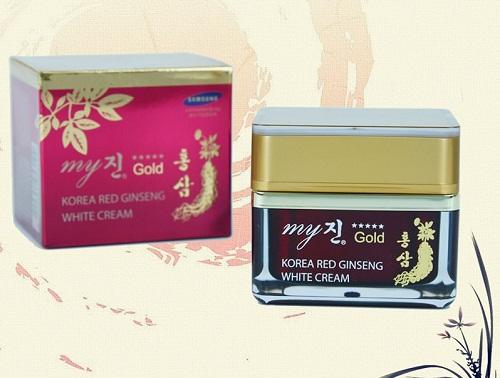 mua kem dưỡng da hồng sâm my gold ở đâu tốt nhất