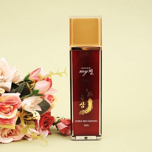nước hoa hồng hồng sâm my jin gold