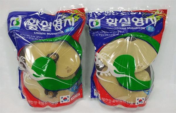 Nấm linh chi Hàn Quốc vỏ xanh loại 1 thượng hạng