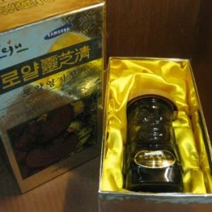 Cao linh chi mật ong Jeju hàn quốc