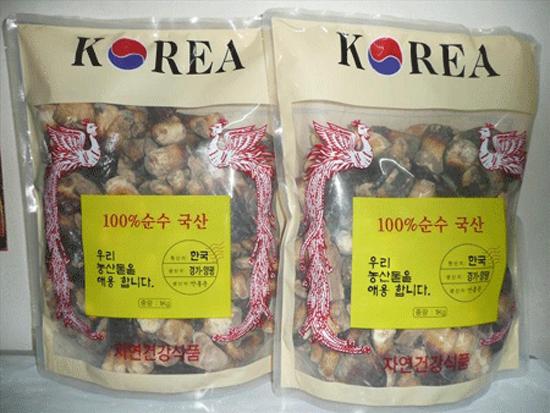 Nấm linh chi bao tử Hàn Quốc loại túi 1 kg