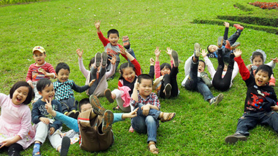Trẻ em thông minh,khỏe mạnh hơn vì có nhân sâm chân dài hàn quốc