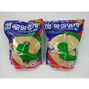 Nấm linh chi Hàn Quốc vỏ xanh loại 1