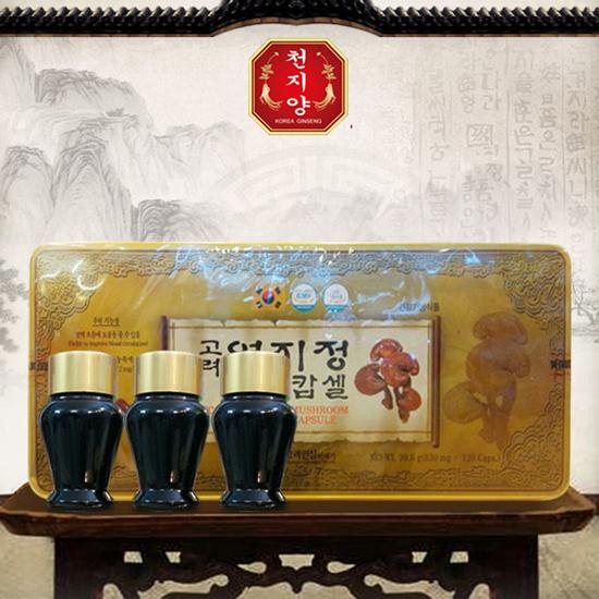 Cao hồng sâm linh chi Hàn Quốc sự kết hợp hoàn hảo