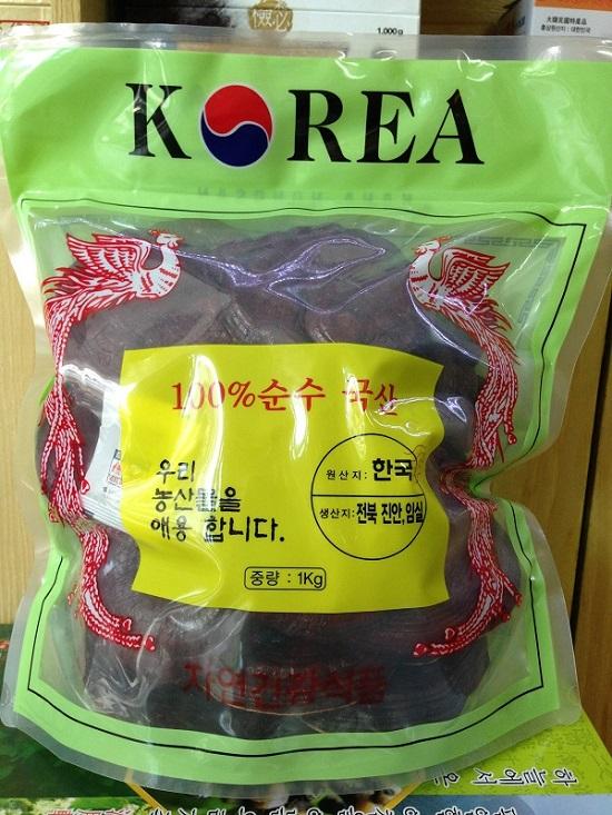 Nấm linh chi đỏ túi 1kg- thảo dược tốt bảo vệ sức khỏe